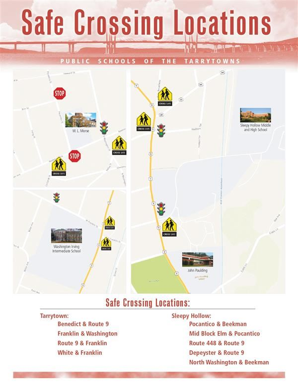Safe Crossings Information