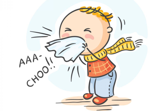 FLU cases reported at JP!