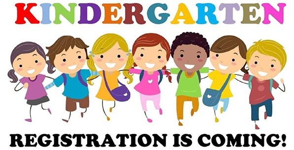 Kindergarten Registration ~ Registro de Kindergarten