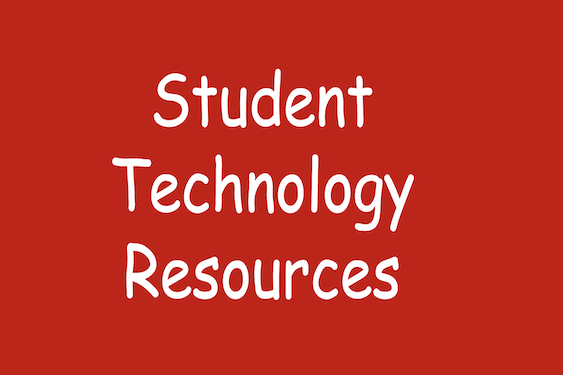 student tech resources