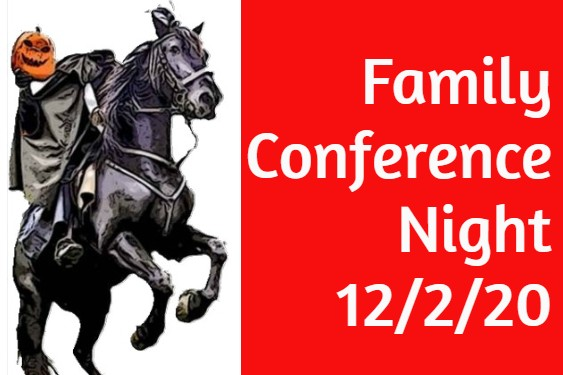 Family Conference Night